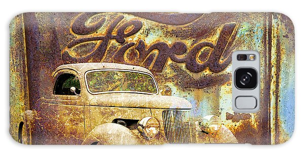 Ford Coupe Rust Galaxy Case