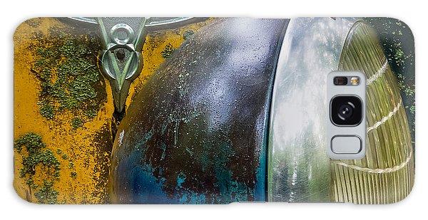 Ford V8 Emblem Galaxy Case