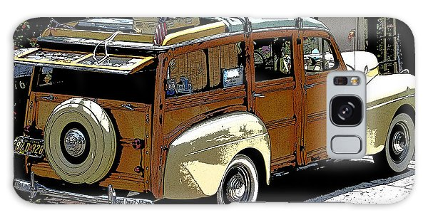 Ford Woodie Galaxy Case