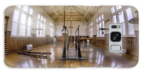 Fordyce Bathhouse Gymnasium - Hot Springs - Arkansas Galaxy Case