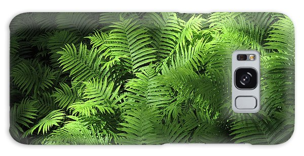 Forest Ferns Galaxy Case