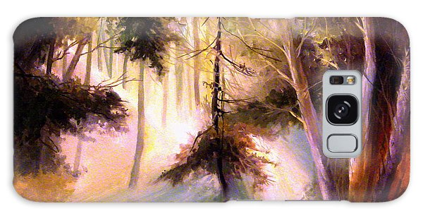 Forest Forest Forest Galaxy Case