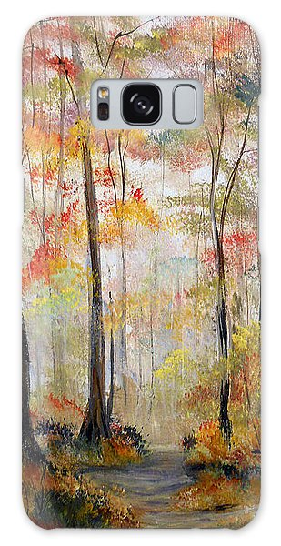 Forest Path Galaxy Case
