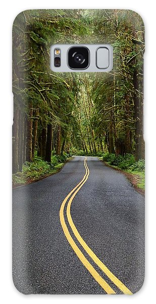 Forest Road Galaxy Case