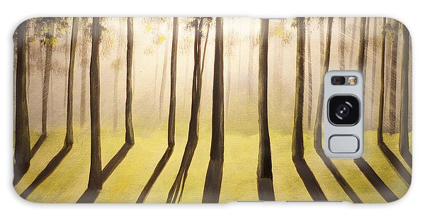 Forest Thru The Trees Galaxy Case