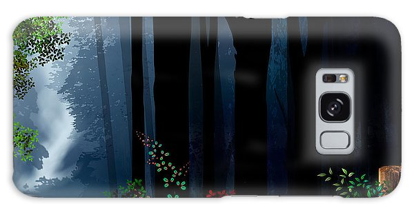 Forest Trail Galaxy Case