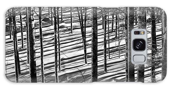 Forest's Shadows Galaxy Case by Yuri Santin