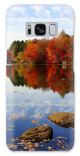 Forever Autumn Galaxy Case