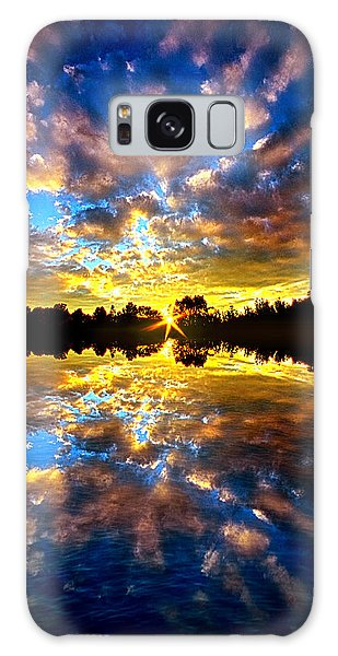 Galaxy Case featuring the photograph Forever Dreaming by Phil Koch