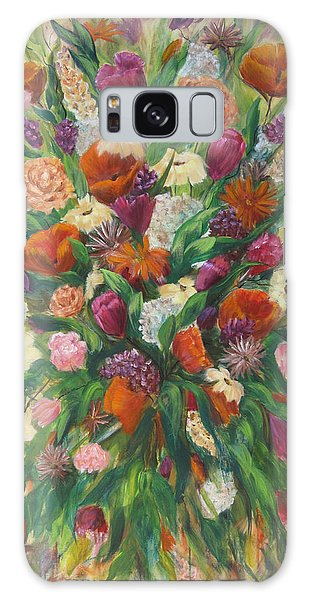 Forever In Bloom Galaxy Case