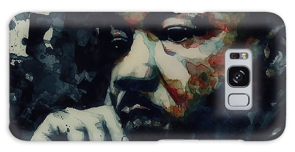 Forgiveness Is Not An Occasional Act It Is A Constant Attitude Galaxy Case by Paul Lovering