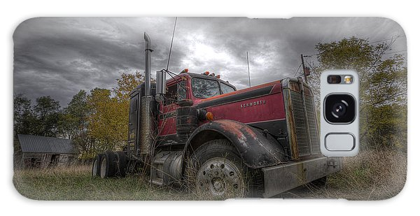 Forgotten Big Rig 2014 V2 Galaxy Case by Aaron J Groen