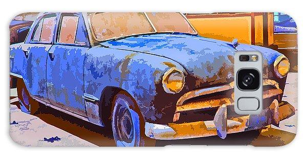 Forlorn 1949 Ford  Galaxy Case