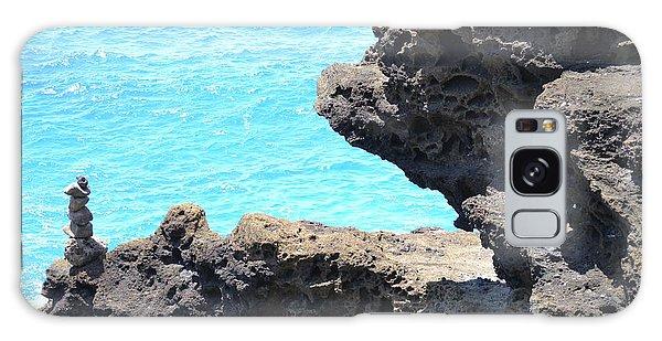 Formed Cliffs Galaxy Case
