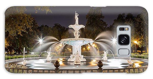 Forsyth Fountain Galaxy Case