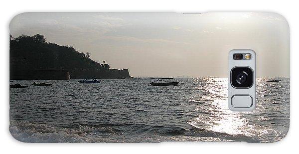 Fort Aguada Beach Galaxy Case
