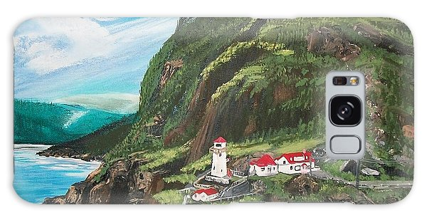 Fort Amherst Newfoundland Galaxy Case