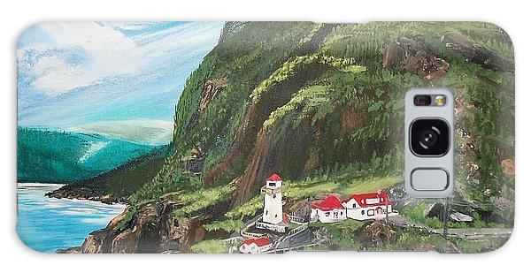 Fort Amherst Newfoundland Galaxy Case
