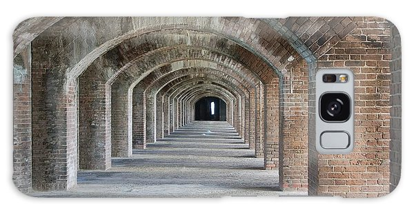 Fort Jefferson Arches Galaxy Case