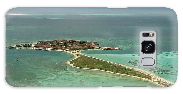 Fort Jefferson - Garden Key Galaxy Case by Doug McPherson