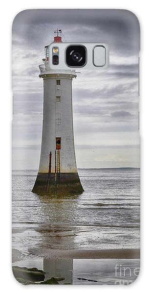 Fort Perch Lighthouse Galaxy Case by Spikey Mouse Photography