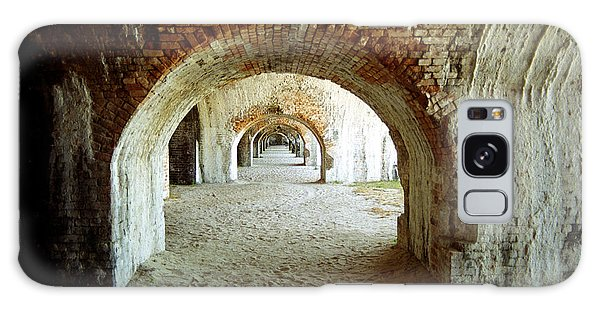 Fort Pickens Arches Galaxy Case