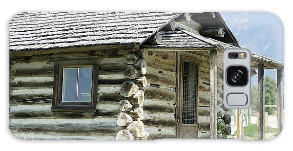 Fort Steele Cabin Galaxy Case