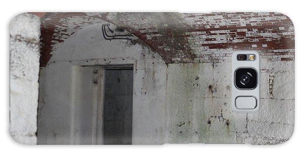 Fort Warren Battery Stevenson Magazine Hoist Room Galaxy Case