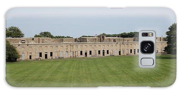 Fort Warren Boston Massachusetts Galaxy Case