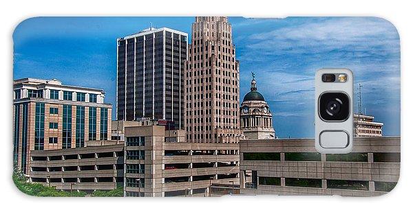 Fort Wayne Skyscrapers Galaxy Case