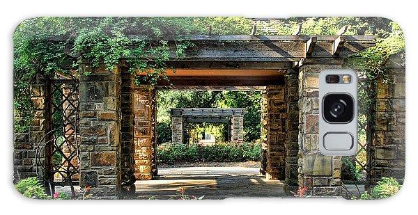Fort Worth Gardens Galaxy Case