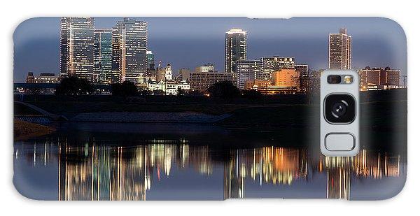 Fort Worth Skyline 020915 Galaxy Case