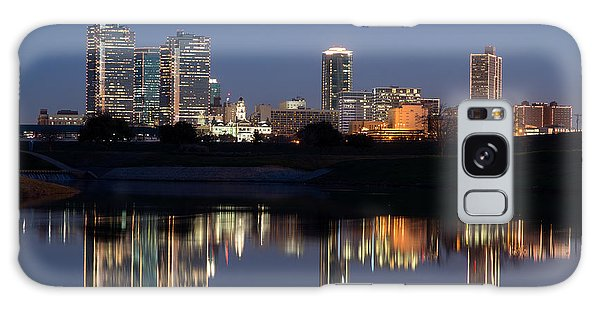 Fort Worth Skyline 020915 Galaxy Case