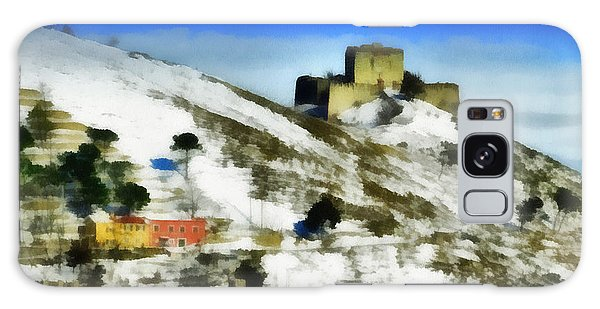 Galaxy Case featuring the painting Forte Puin 0875 - By Enrico Pelos by Enrico Pelos