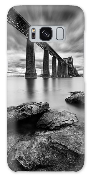 White Galaxy Case - Forth Bridge by Dave Bowman