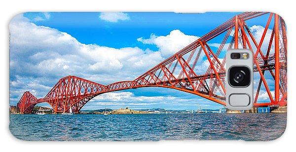 Forth Rail Bridge Galaxy Case