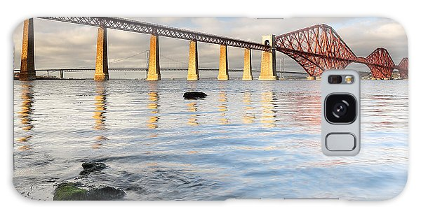 Forth Railway Bridge Galaxy Case