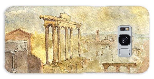 Antique Galaxy Case - Forum Romano by Juan  Bosco