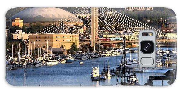 Foss Waterway Tacoma Galaxy Case