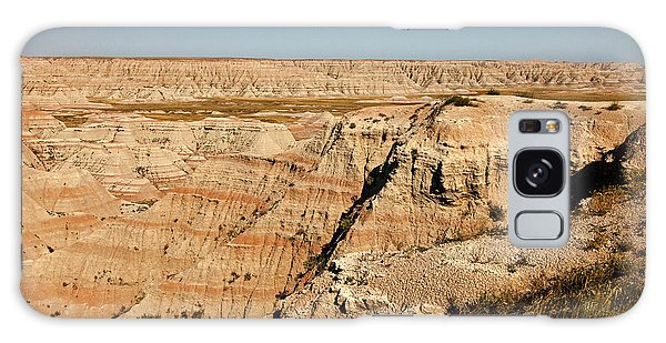 Fossil Exhibit Trail Badlands National Park Galaxy Case