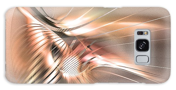 Found By Nile - Abstract Art Galaxy Case