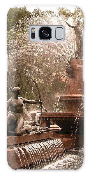 Fountain Galaxy Case