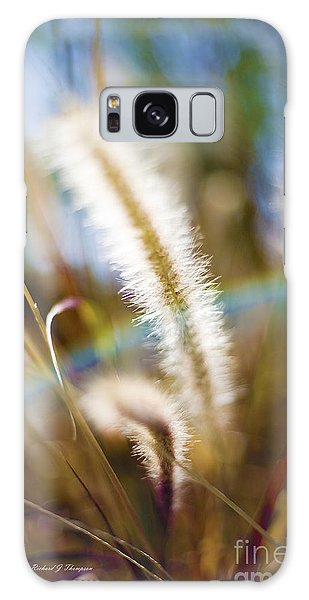 Fountain Grass Galaxy Case