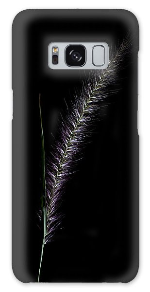 Fountain Grass Spike Galaxy Case by Richard Stephen