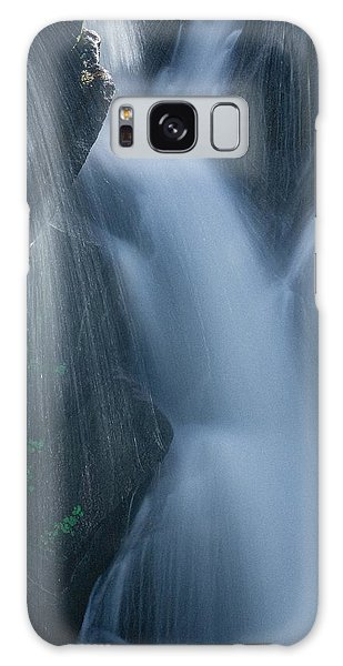 Fountain Nature Galaxy Case