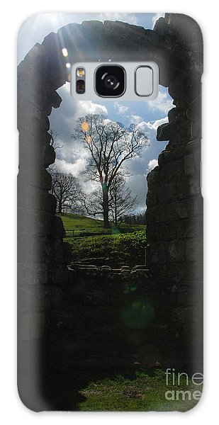 Fountains Abbey Galaxy Case