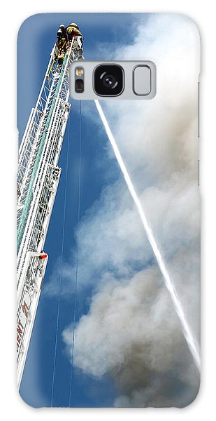 Four Alarm Blaze 001 Galaxy Case