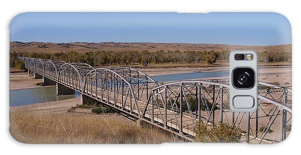 Four Corners Bridge Galaxy Case
