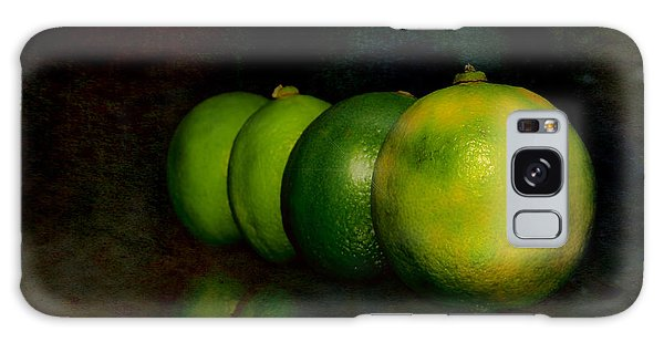 Four Limes Galaxy Case