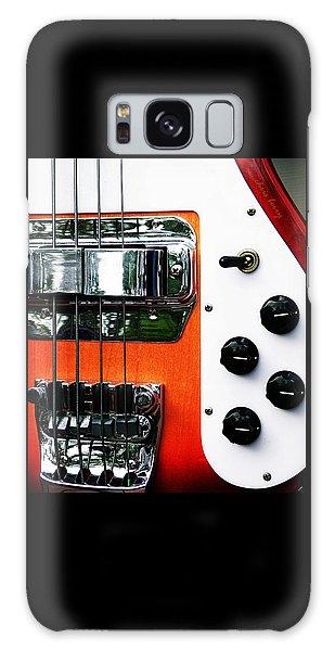 Four String Rickenbacker Bass  Galaxy Case